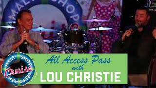 2019 All Access Pass Interview with Lou Christie