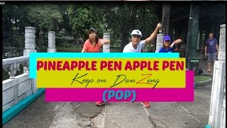 pen pineapple apple pen remix pop dance fitness keep on danzing