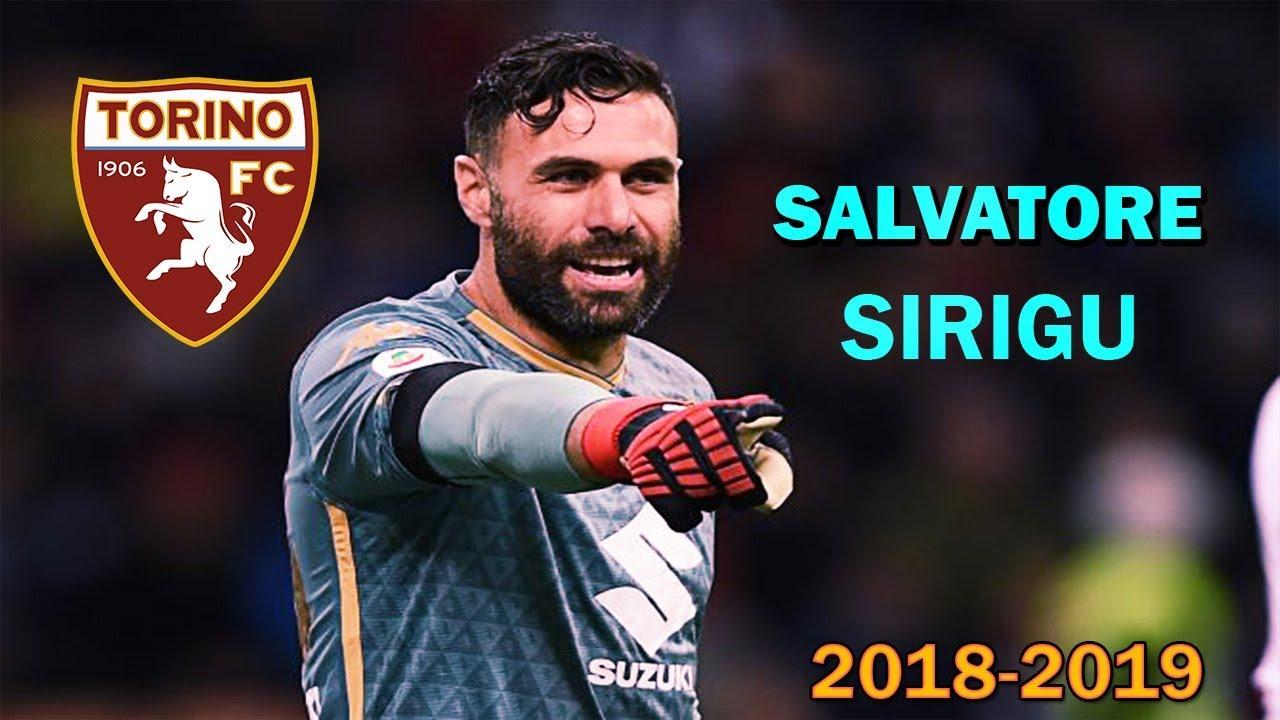 Salvatore Sirigu | 2018-2019 | Best Saves - Torino FC