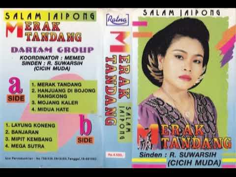 FULL ALBUM JAIPONG RASIH SUWARSIH CICIH MUDA   MERAK TANDANG