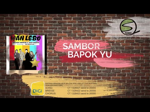 WAN LEBO BY FIDA & USOP WILCHA FEAT THE MUFFINS LYRIC VIDEO