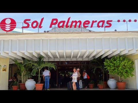 Sol Palmeras Varadero All-Inclusive Resort - Cuba Vacation