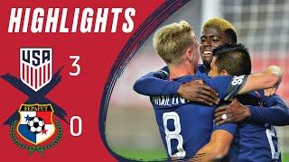 MNT vs. Panama: Highlights - Jan. 27, 2019