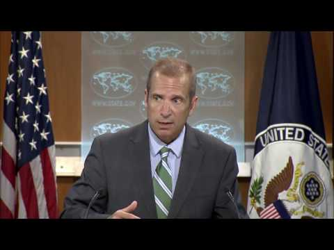 Daily Press Briefing - August 17, 2016