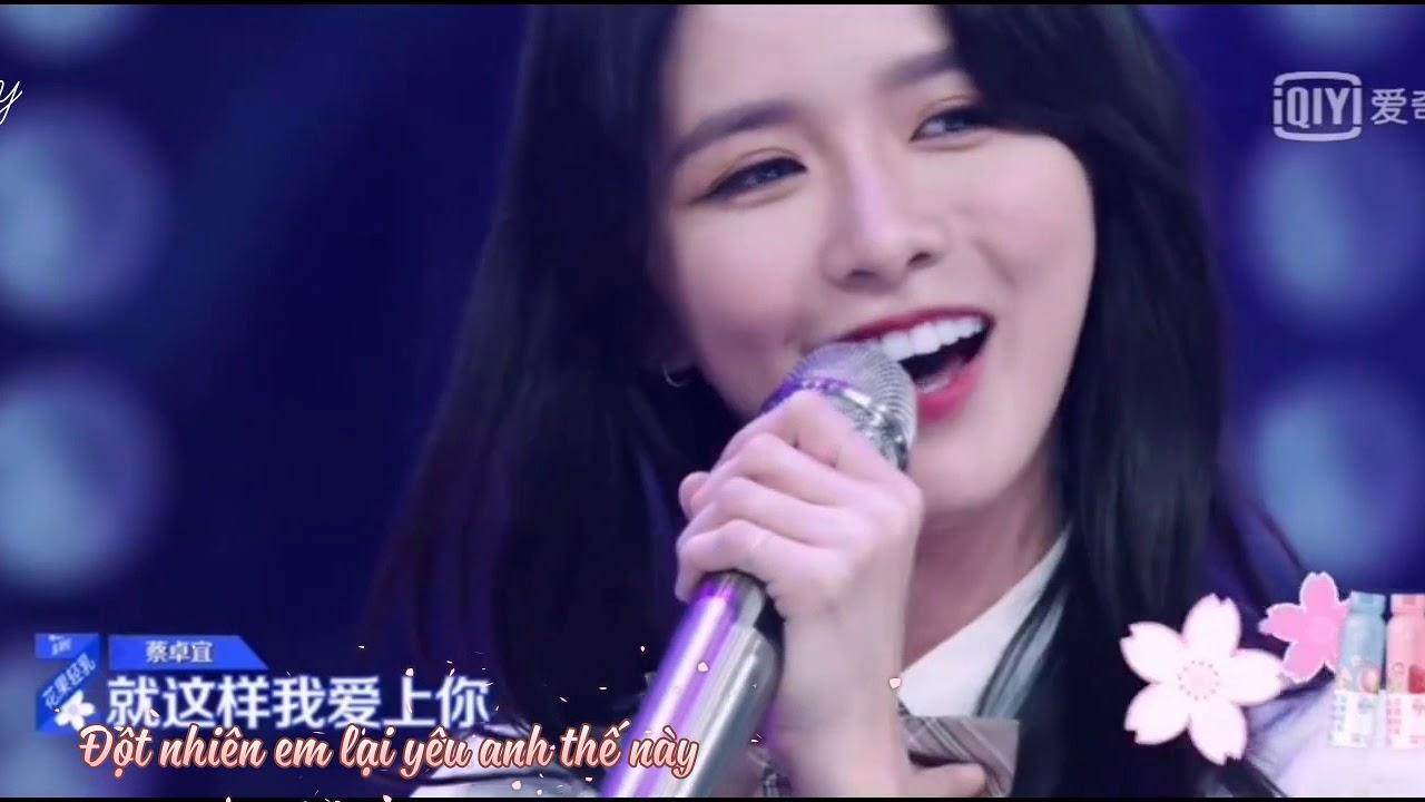 [VIETSUB] Thái Trác Nghi 蔡卓宜 –  Fell in love with you ridiculously (Thanh Xuân Có Bạn 2)