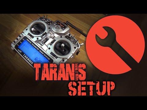 Taranis Setup Tutorial