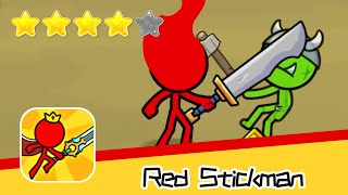 Red Stickman Day36 Walkthrough Animation vs Stickman Fighting Recommend index four stars