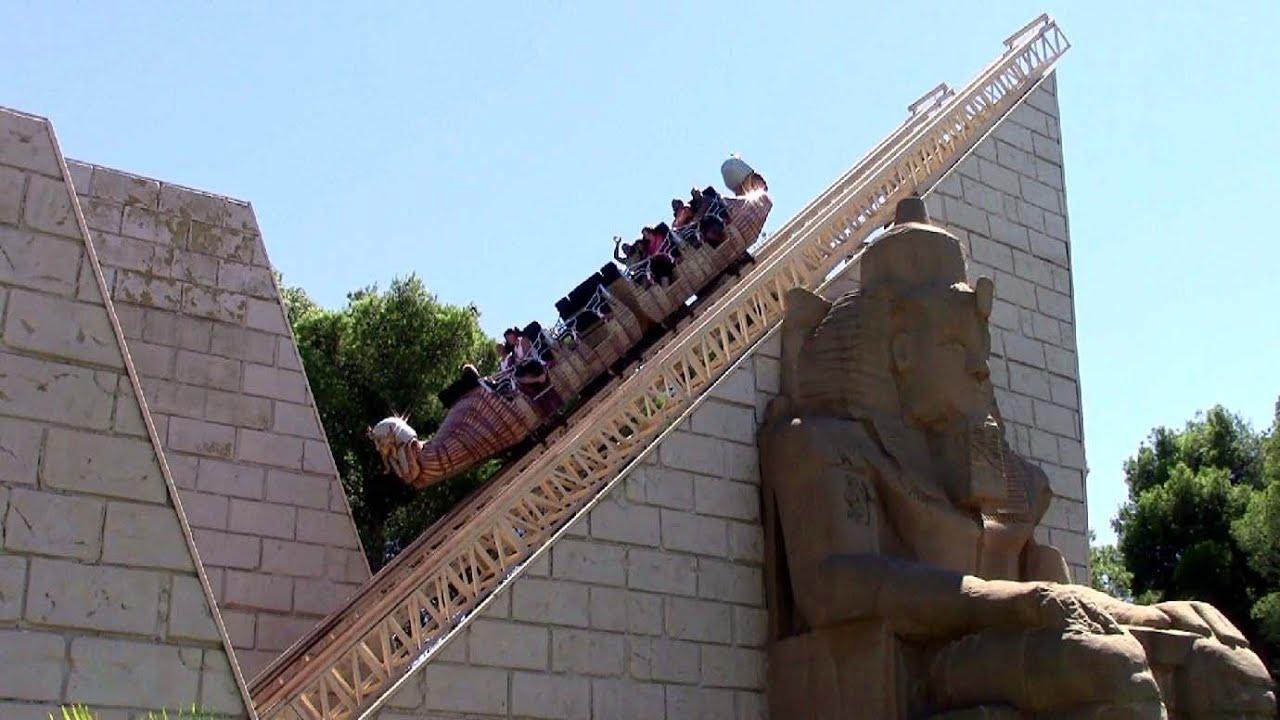 Rams s off ride hd parque de atracciones de zaragoza doovi - Parque atracciones zaragoza ...
