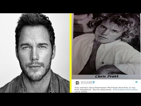 Celebrities Share Their Old Headshots And Some Are Barely Recognizable