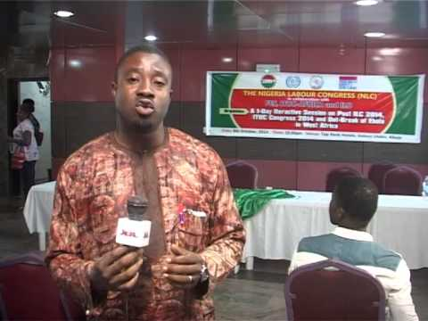 NLC, ILO And ITUC Africa Collaborates On Measures To Combat Ebola