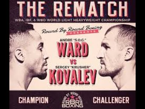 Dwyer 17-6-17 Post Fight Andre Ward v. Sergey Kovalev
