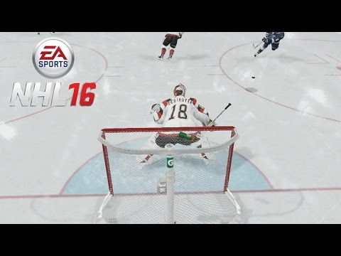NHL 16 Be A Pro: A Legend Is Born