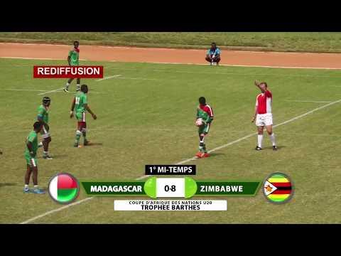 RUGBY MADAGASCAR VS ZIMBABWE by LIVE SPORTS