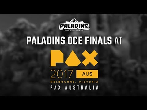 Paladins - Oceania Championship 2017 - Recap