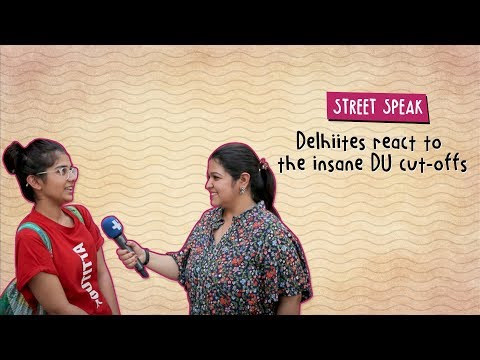 Delhi On DU Cut-offs | Delhi University Cut-offs
