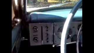 1964 Valiant Signet 200 V8