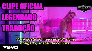 Ariana Grande - 7 Rings (Tradução/Legendado) (Clipe Oficial)