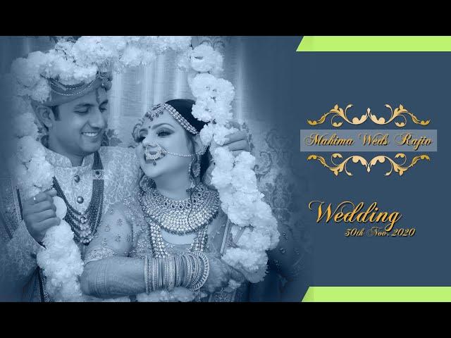 Cinamatic Wedding Teaser | Mahima Weds Rajiv | 30.11.2020 | PUSA | Samastipur | ZigPics