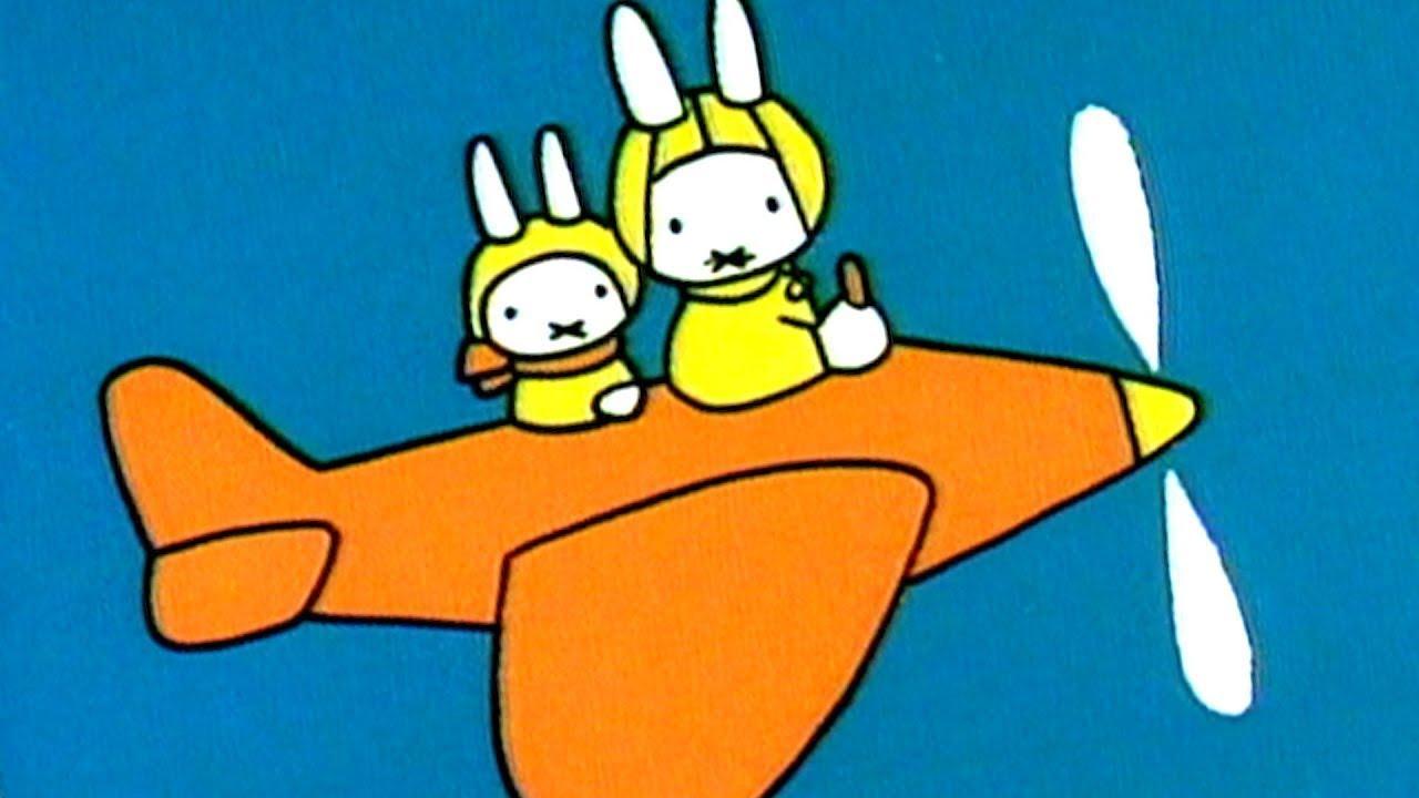 nijntje nijntje vliegt tv voor kinderen compilatie