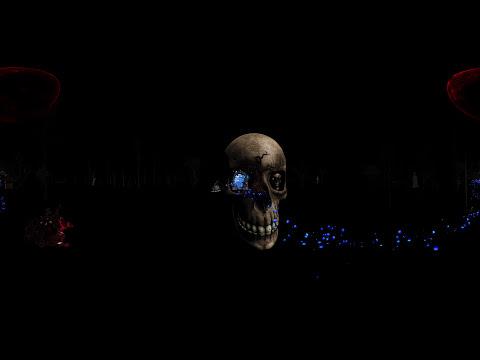 360 VR HAUNTED GRAVEYARD 4k Limbo Oblivion CG ANIMATION