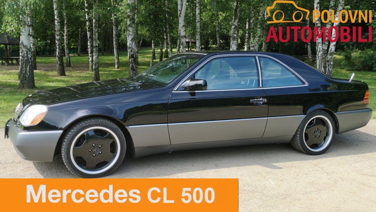 Mercedes Benz Cl 500 Dijamant Auto Industrije Autotest Polovni Automobili
