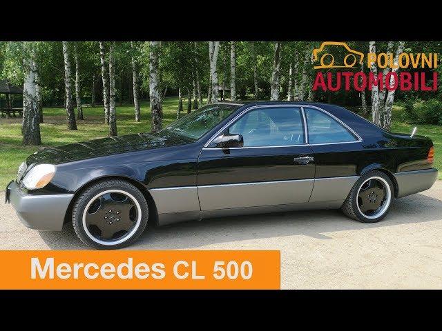 Mercedes-Benz CL 500 – dijamant auto industrije - Autotest - Polovni automobili