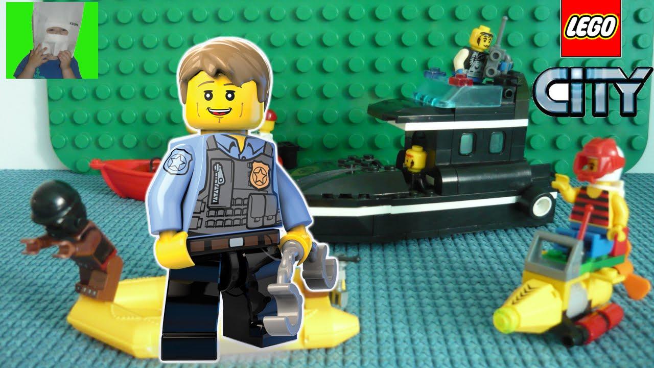 Лего сити полиция часть