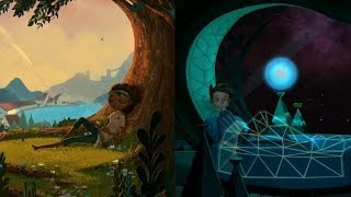 Broken Age: Act 1 - Maidens Feast - Part 1