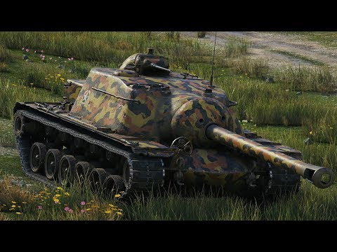 World of Tanks T110E3 - 8 Kills 11,3K Damage thumbnail