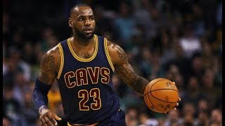 LeBron James Hits the Dagger 3 Pointer - Kings vs Cavaliers | Dec 6, 2017 | Ximo Pierto