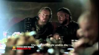 Vikings  2 Min Sneak Peek of Season Premiere