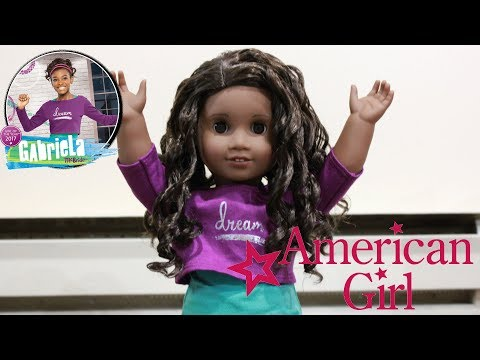 SURPRISE! AMERICAN GIRL OF THE YEAR 2017 GABRIELA - Doll Break Ep. 671
