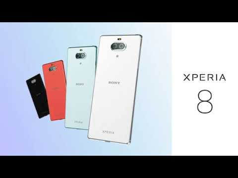 Xperia 8 プロモーションムービー