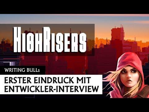 Erster Eindruck: Highrisers – mit Entwickler-Interview [Deutsch]