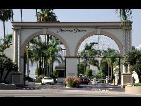 Paramount Pictures - Studio Tour Hollywood California 1