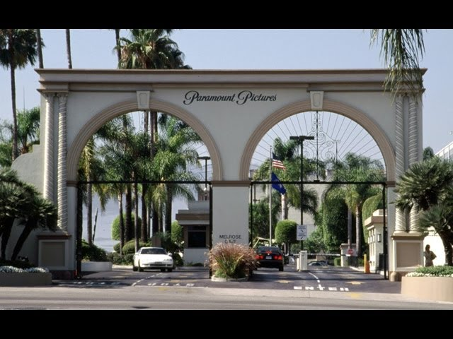 Paramount Pictures Studio Tour Hollywood California 1