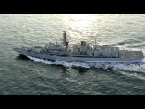 HMS Sutherland from Motor Boat & Yachting