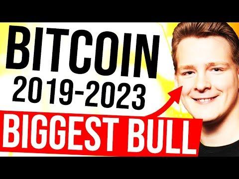BITCOIN $14K TODAY?! 2019-2023 TARGETS 🎯 VeChain ($VET) + Walmart HUGE NEWS + Code Review
