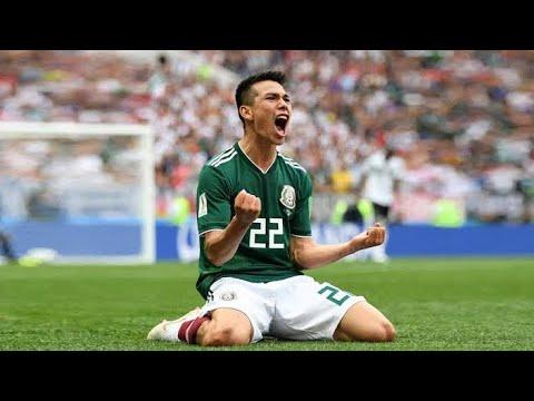 Gol Mexico vs Chile 3 a 0 Gol Chucky Lozano