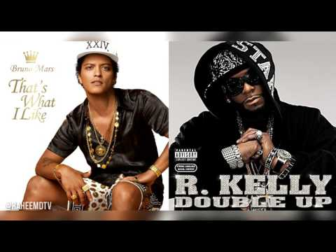 Bruno Mars x R Kelly - I Like To Flirt (Mashup) (Feat T-Pain)