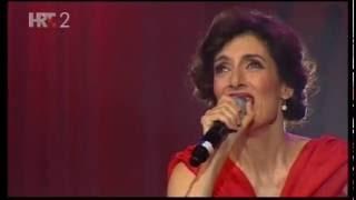 Gambar cover Doris Dragovic - Da si tu (LIVE, Lisinski, 29.10.2012) HD .
