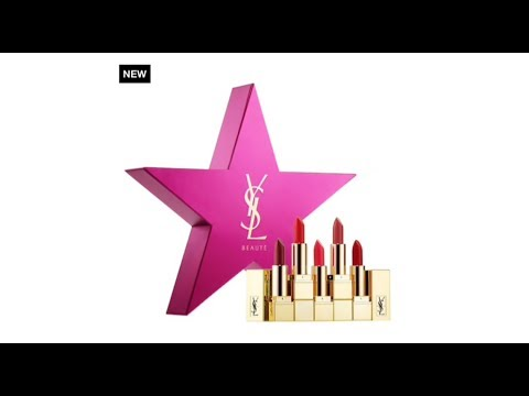 2019-holiday-yves-saint-laurent-rouge-couture-lipstick-mini-set-|-lipstick-unboxing-&-swatches