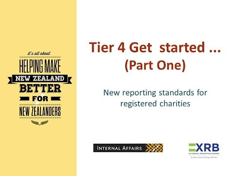 Tier 4: Get started (Part One)