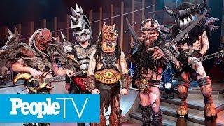 'GWAR's' Workshop: An Exclusive Look Behind The Mask | PeopleTV | Entertainment Weekly