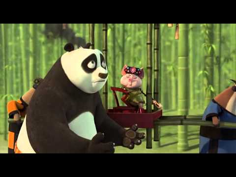 Weiqi/Go game in Kung Fu Panda Legends Of Awesomeness