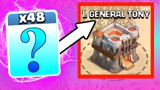 Clash Of Clans - GUESS THE TROOP vs TOP PLAYER IN WAR!! - IM SORRY I SUCK!