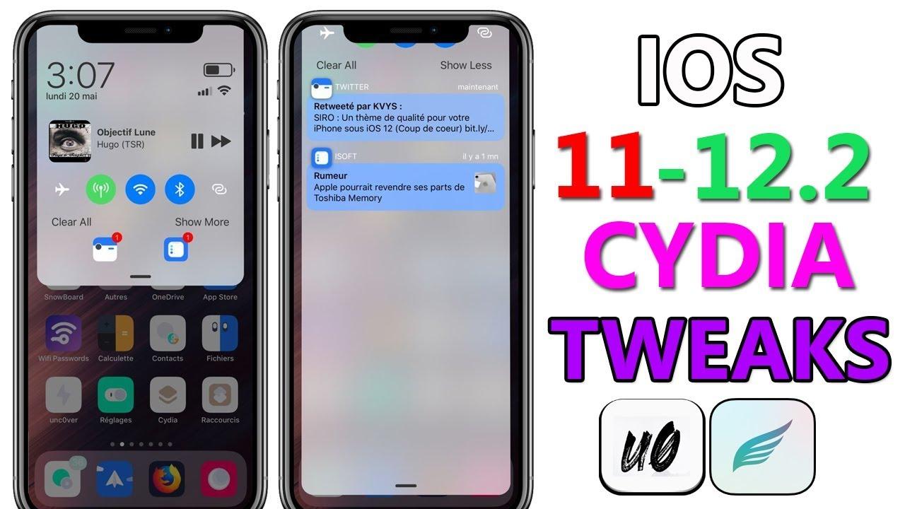 iOS 12 2 Jailbreak Tweaks ! Top iOS 12 1 4 & iOS 12 1 3 Jailbreak Tweaks!
