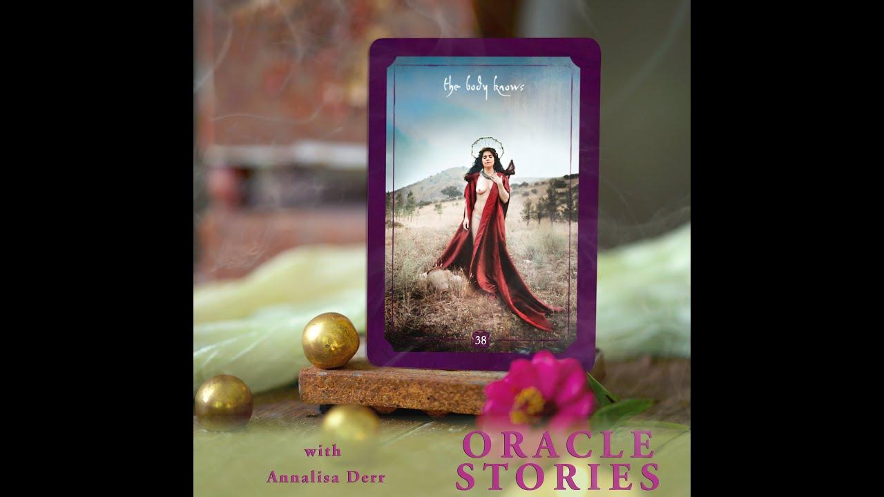 ORACLE Stories: Goddess Musings