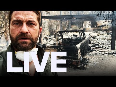 Celebrity Homes Destroyed By California Wildfire | ET Canada LIVE