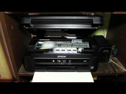 Epson L360 Printing Speed